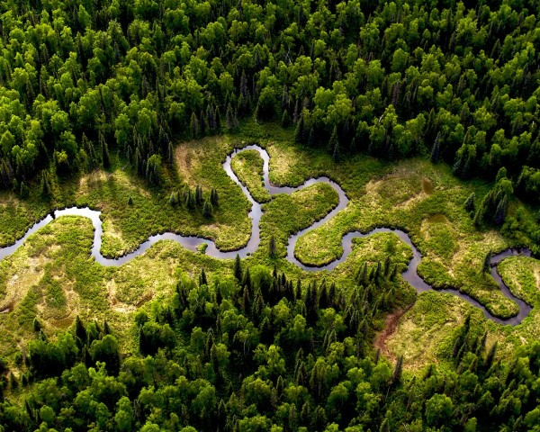 Winding River